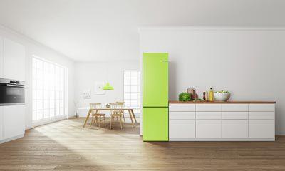 Bosch Kühlschrank Deutschland : Bosch vario style farbige fronten für ihren kühlschrank weber