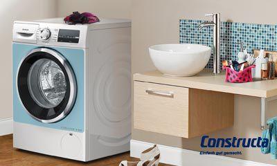 Constructa: waschen und trocknen weber hausgeräte ravensburg